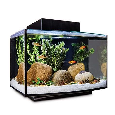 Imagitarium Platform Freshwater Aquarium Kit Complete