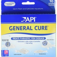 API Powder General Cure 10 pack