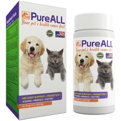 All-In-One Dog & Cat Probiotics, Hip Joint Pain Relief Formula