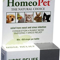 HomeoPet Nose Relief, 15 ml