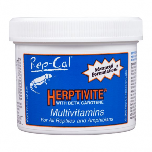 Rep-Cal Herptivite Reptile and Amphibian Multivitamins
