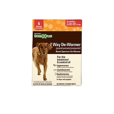 Complete De Wormer For Dogs And Cats